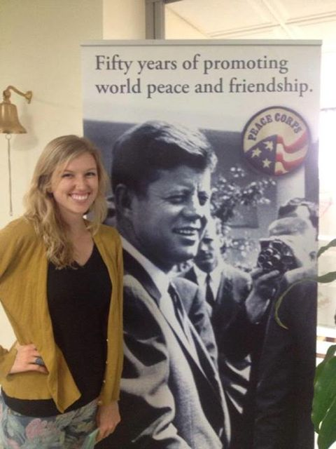 shanna with jfk pc poster